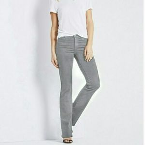 AG Adriano Goldshmied gray Angel Bootcut